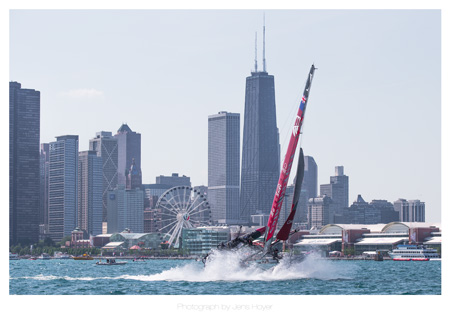America's Cup Poster 2016